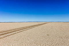 Mud Flats Stock Image