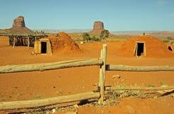 Mud Hut Royalty Free Stock Photo