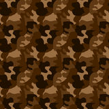 Mud Military Camouflage Seamless Royalty Free Stock Photo
