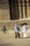 Mud Mosque, Djenne, Mali stock photos