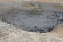 Mud pot Royalty Free Stock Image