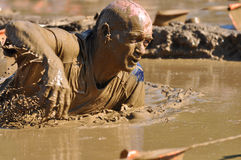 Mud Race Royalty Free Stock Photos