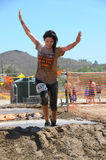 Mud Run Stock Photos
