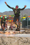 Mud Run Royalty Free Stock Photography