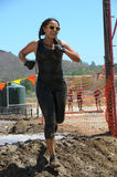 Mud Run Stock Image