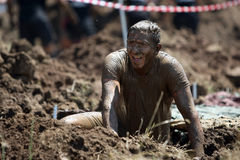 Free Mud Running Royalty Free Stock Photo - 55065335