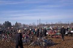 Mud Sale Royalty Free Stock Photo