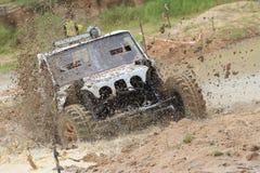 Mud splash Stock Photography