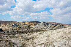 Free Mud Volcano Crater, Gobustan, Azerbaijan Royalty Free Stock Photos - 82663018