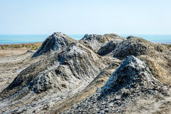 Free Mud Volcano, Gobustan, Azerbaijan Stock Photo - 82677580