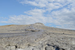 Mud volcano Royalty Free Stock Photos