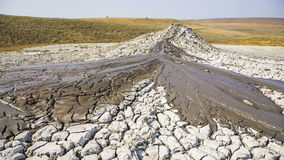 Mud Volcano Streams stock footage