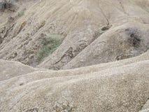 Mud volcano - texture Royalty Free Stock Photo