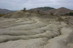 Mud Volcanoes at Berca Royalty Free Stock Photography