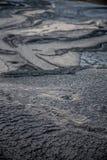 Mud volcanoes Stock Photos