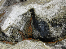 Mud vulcanoes Royalty Free Stock Photography