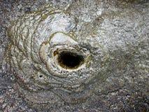 Mud vulcanoes Royalty Free Stock Image