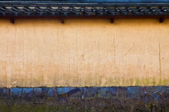 Mud Wall Royalty Free Stock Photo