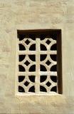 Mud window, Djenne, Mali Royalty Free Stock Image