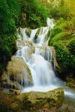 Mudal Waterfall, Yogyakarta, Indonesia royalty free stock photos