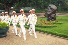 Mudança do protetor de honra Fotografia de Stock Royalty Free