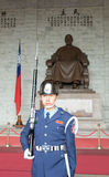 A mudança dos protetores em CKS Memorial Hall Fotografia de Stock Royalty Free