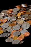 Mudança frouxa Imagem de Stock Royalty Free