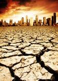 Mudança de clima Imagens de Stock Royalty Free