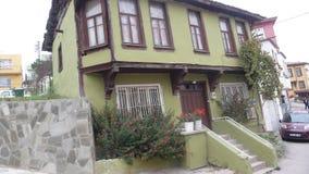 Mudanya old house. Bursa ottoman house Royalty Free Stock Photo