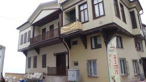 Mudanya. Old turkish house Royalty Free Stock Photos