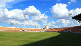 Mudanza del estadio, de la nube y de la sombra. almacen de video