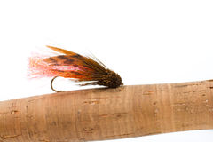 Muddler Minnow Detail Stock Photos