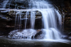 Muddy Creek Falls Up Close and Personal Royalty Free Stock Images