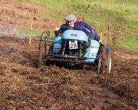 Muddy Hill Climb Royalty Free Stock Image