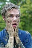 Muddy Man Stock Photos