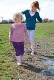 Muddy Royalty Free Stock Photos