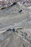 Muddy Volcanoes, Romania Buzau Stock Image
