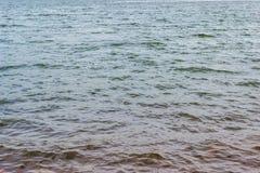 Muddy Water Waves von Panshet stockfotografie
