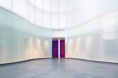 Mudec, intérieur de musée de Milan Photographie stock libre de droits