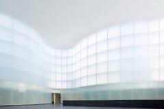 Mudec, intérieur moderne de musée ethnographique Images libres de droits