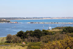Mudeford and Sandspit Royalty Free Stock Photos