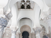 Mudejar church Royalty Free Stock Images