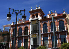 Mudejar Huelva Royalty-vrije Stock Fotografie