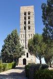 Mudejar torn San Nicolas Royaltyfria Bilder