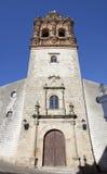 Mudejar tower Stock Images