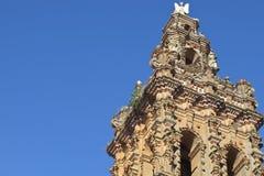 Mudejar tower Stock Photos