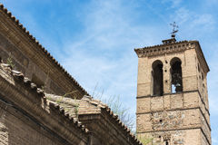 Mudejar tower, Toledo Stock Photography