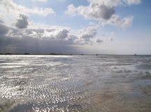 mudflat Στοκ Φωτογραφίες