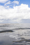 Mudflat Royalty Free Stock Photo