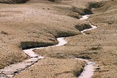 mudfloder royaltyfria bilder
